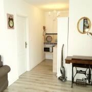 Apartment Pinia Wohn&im Kuchenbereich konnen Sie Ihre Kulinarischen Speisen zubereiten