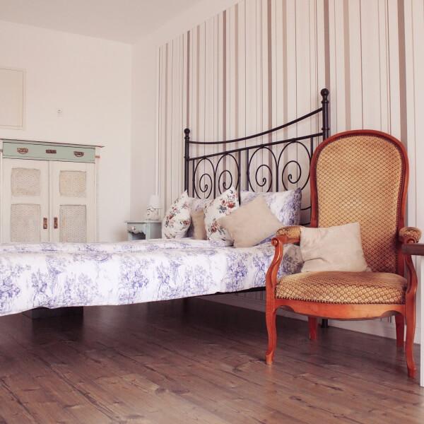 Superiorzimmer Timun Essbereich&Doppelbett