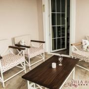 Balkon im Apartment Lavanda 2.OG. Villa Harmonie Crikvenica