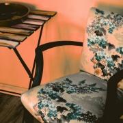 Deluxezimmer Amfor Sessel
