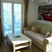 Apartment Lavanda Wohnzimmer Villa Harmonie