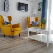 Superiorapartment Dupin Wohnbereich&TV&Klima