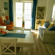 Superiorapartment Dupin Schlafzimmer&Wohnbereich