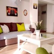Superiorapartment Palamida Wohnzimmer&Eingangsbereich