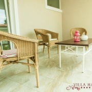 Agava: Standard Apartment w/ One Bedroom, Terrace and Seaview (1st Floor) No.1