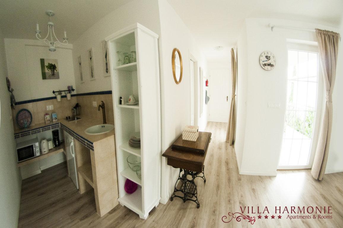 Apartment Agava&Pinia Kuchenzeile (Kroatische Kuche) Villa Harmonie