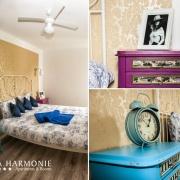 Schlafzimmer im Apartment Lavanda & Detail Villa Harmonie Crikvenica